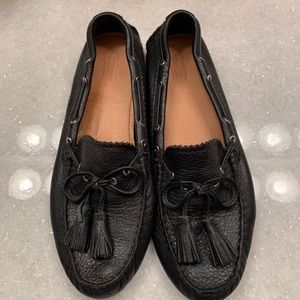 Coach Shoes - Black Coach Loafers